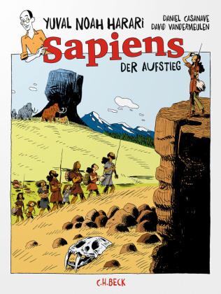 Sapiens - Jetzt als Graphic Novel