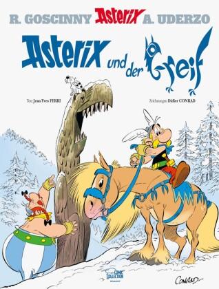 NEU: Asterix und der Greif