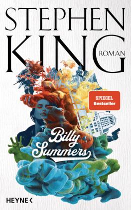 Jetzt neu: Billy Summers von Stephen King