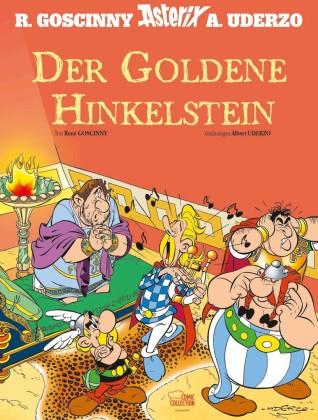 NEU: Asterix - »Der Goldene Hinkelstein«
