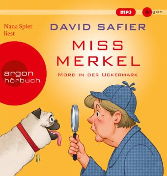 ▶ David Safier: Miss Merkel