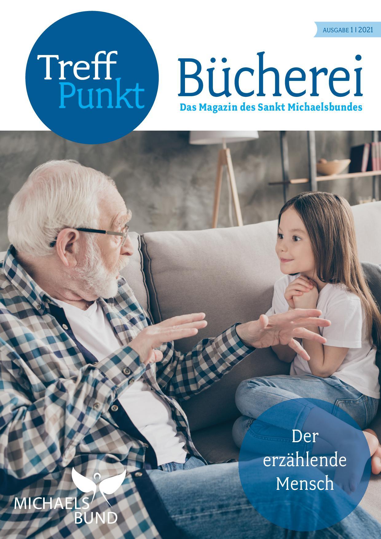 Treffpunkt Bücherei Heft 1/2021