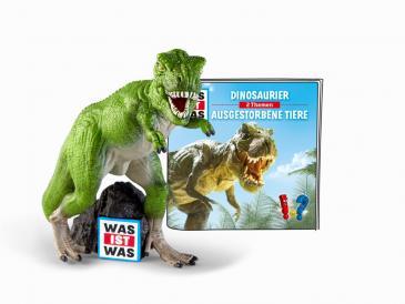 Tonie - WAS IST WAS - Dinosaurier/Ausgestorbene Tiere