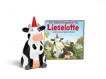 Tonie - Lieselotte - Ein Geburtstagsfest für Lieselotte und andere Geschichten