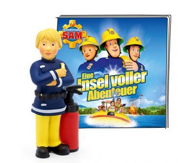 Tonie - Feuerwehrmann Sam - Eine Insel voller Abenteuer