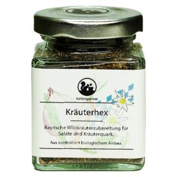 Bio-Gewürzmischung Kräuterhex