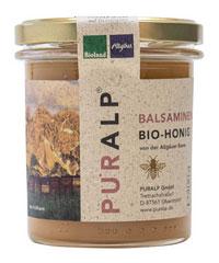 Balsaminen Bio-Honig
