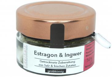 Edelsalz Estragon & Ingwer