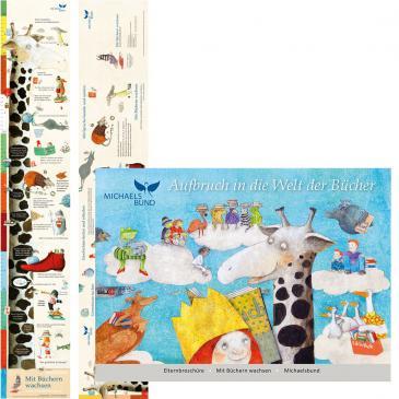 Paket Leselatte/Messlatte und Elternbroschüre (25 Stück)