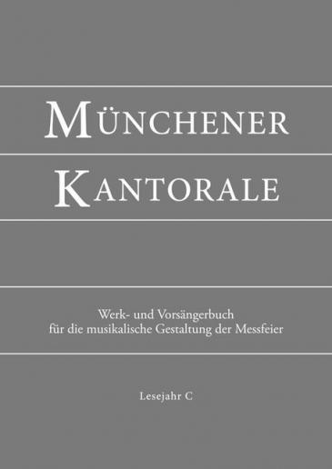 Münchener Kantorale: Lesejahr C, Werkbuch
