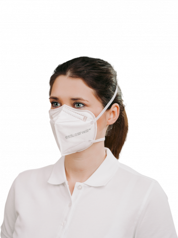 Zettl Futurus FFP2 Maske (VPE 10 Stk.)